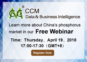 Why you should keep close track to China's phosphorus market