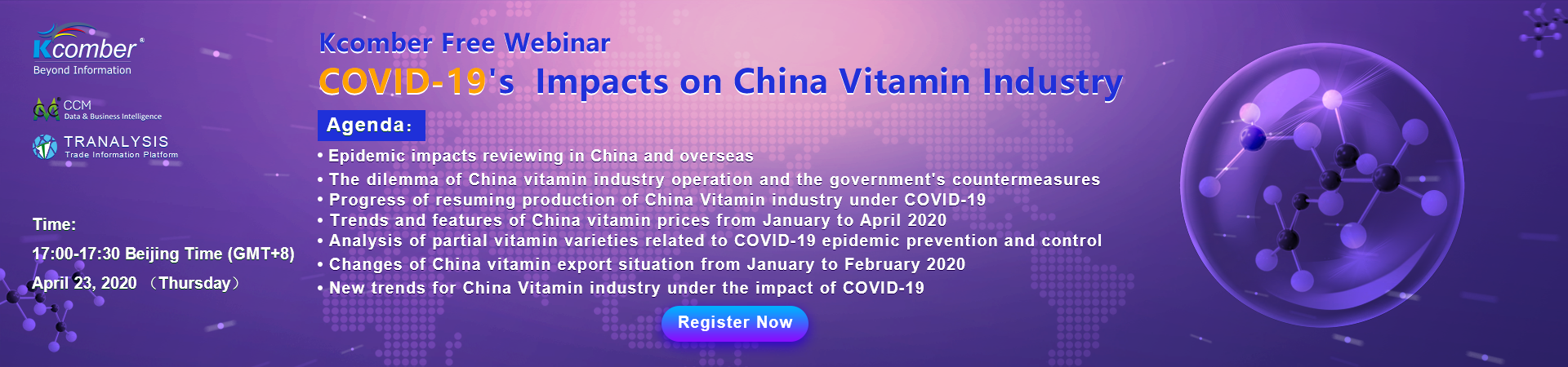 COVID-19's  Impacts on China Vitamin Industry