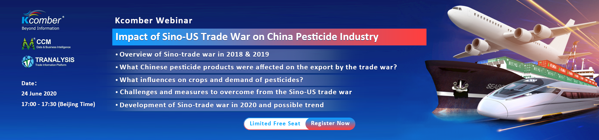 Impact of Sino-US Trade War on China Pesticide Industry