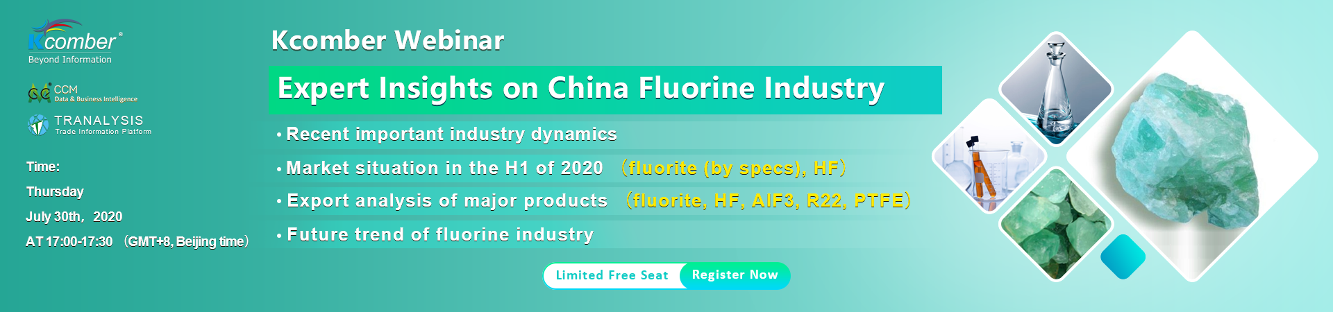 Expert Insights on China Fluorine Industry
